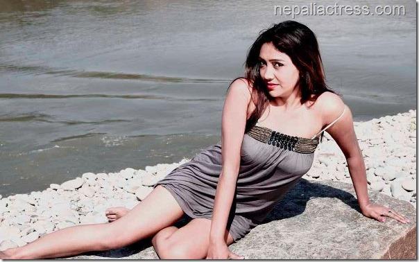 Usha  Khanal artist actress