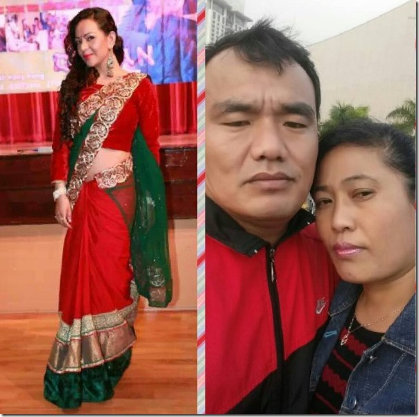 Nepali Heroin Saree Photos: Poojana Pradhan's Saree Sold In A Fundraising Auction In