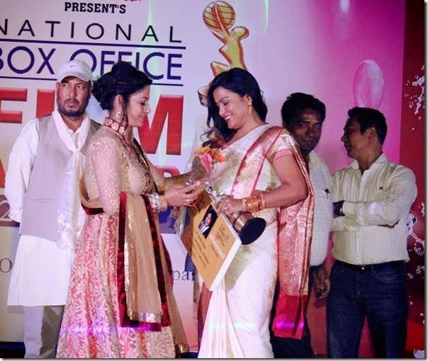 box office film award ceremony rekha thapa