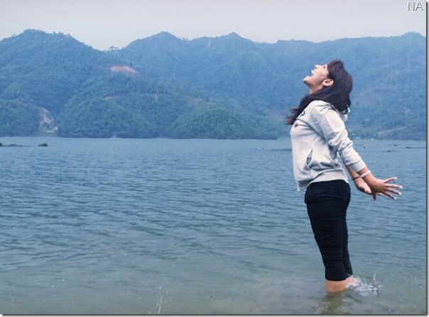 priyanka karki screaming in pokhara