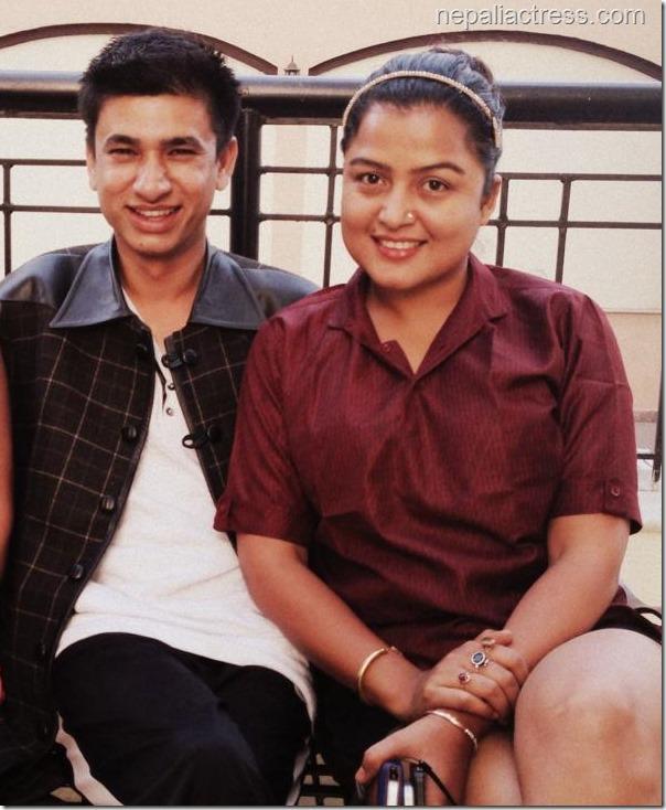 rekha thapa and sudarshan gautam  (2)
