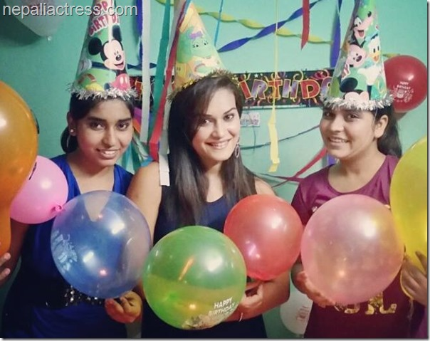 reema bishowkarma birthday