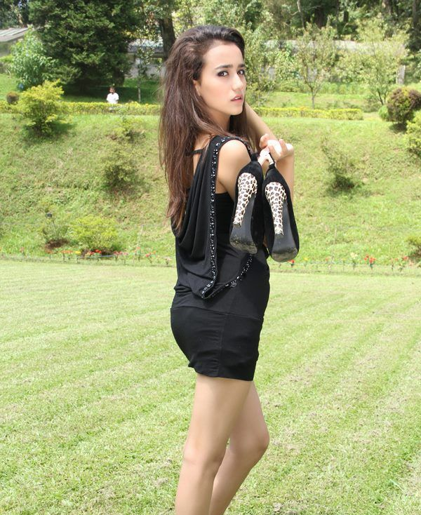 Swastima Khadka - hot looks