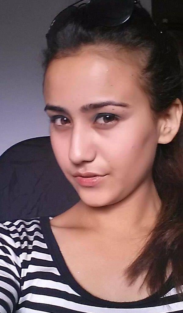 Swastima Khadka - selfie