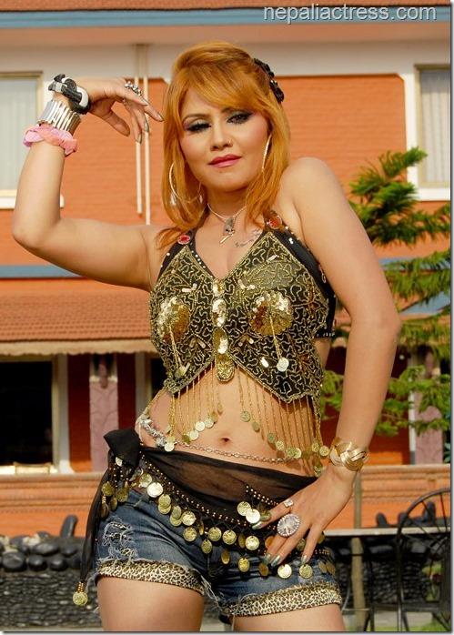 priya rijal item dance (7)