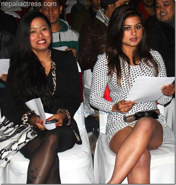 shilpa pokharel and rajani kc