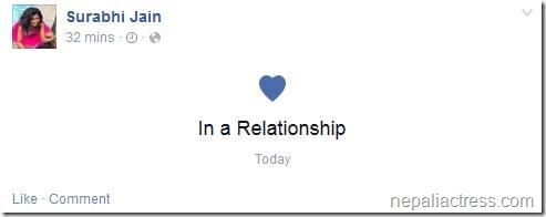 surabhi jain relationship