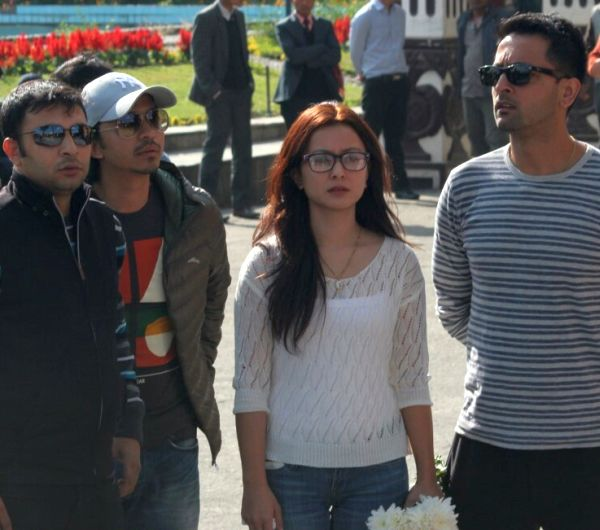 namrata shrestha acress alok nembang death 11