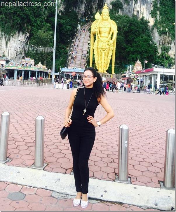 poojana pradhan thailand tour