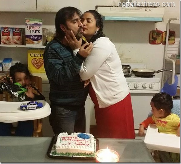 richa ghimire marriage anniversary (9)
