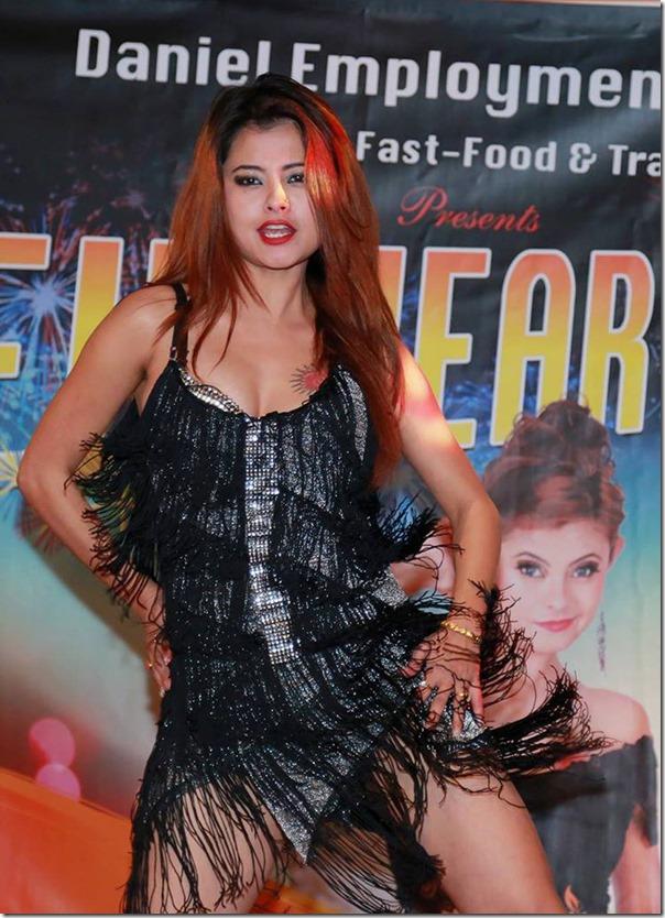 sushma karki dances in HK
