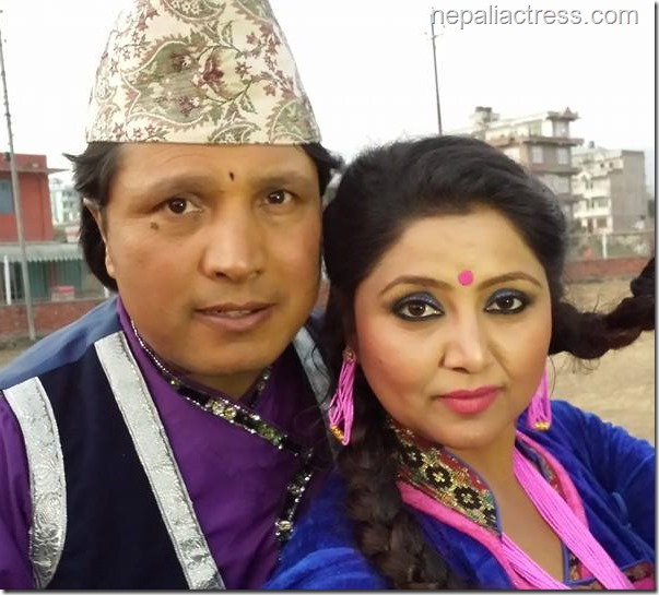 deepa shree and deepak raj giri
