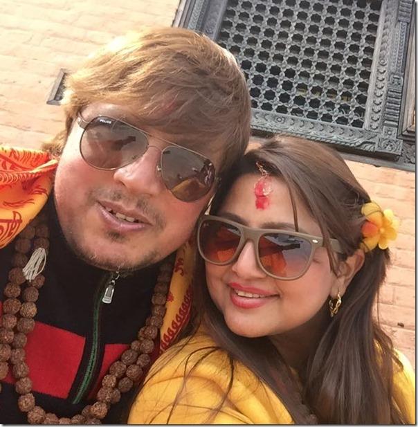 deepak raj giri and deepa shree niraula