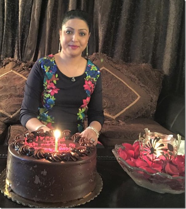 pooja chang birthday celebration in usa (1)