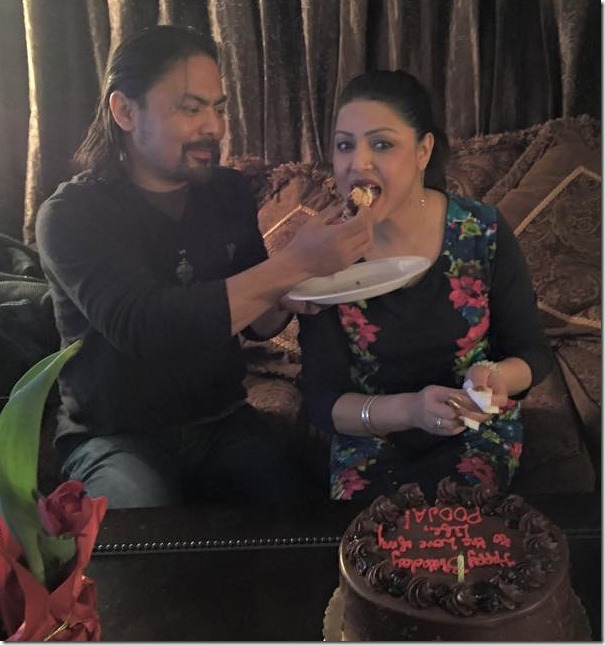 pooja chang birthday celebration in usa (2)