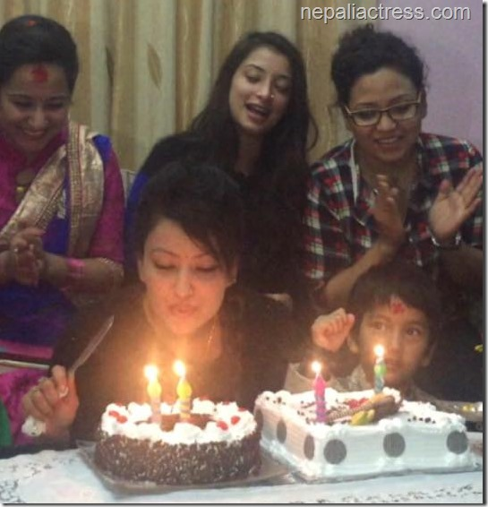 jharana thapa birthday celebration (17)