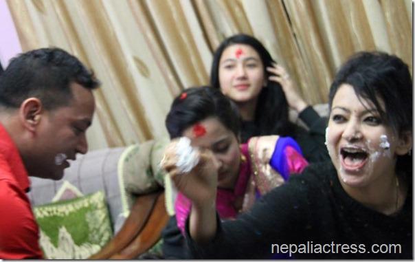 jharana thapa birthday celebration (2)