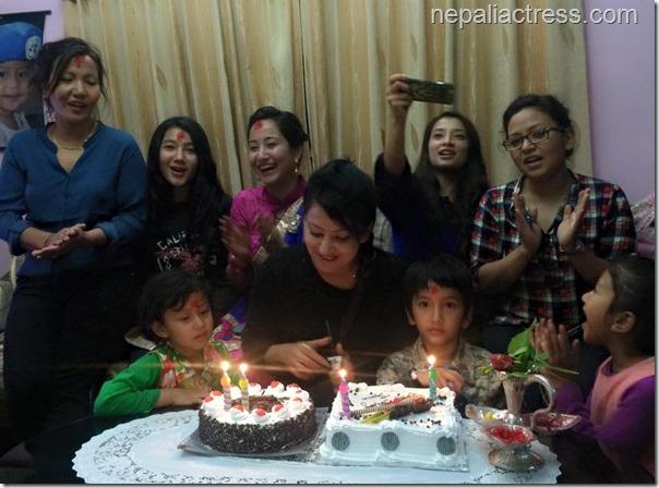 jharana thapa birthday celebration (9)