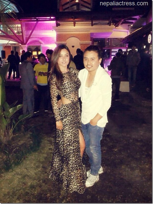 namrata shrestha party in tangalwood (1)