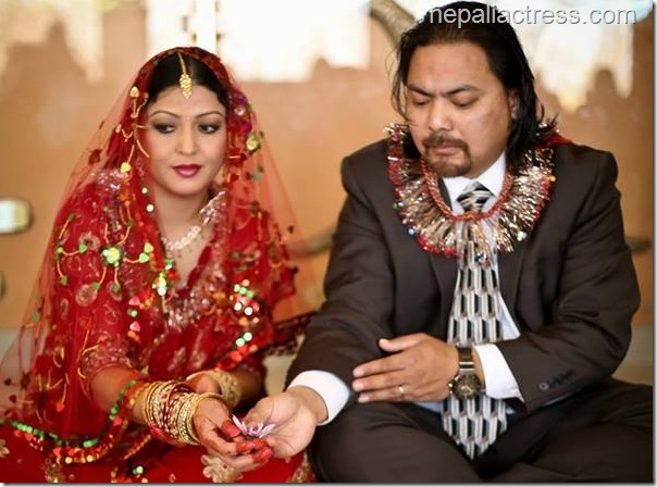 pooja chand and raju lama marry