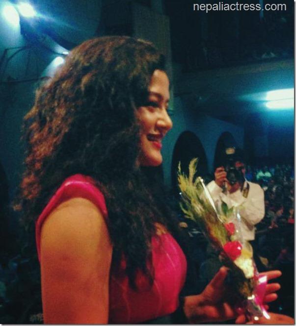 rekha thapa in mumbai march 2015 (19)