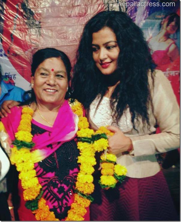rekha thapa in mumbai march 2015 (2)