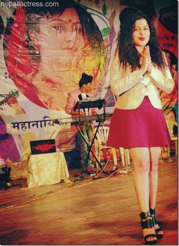 rekha thapa in mumbai march 2015 (4)
