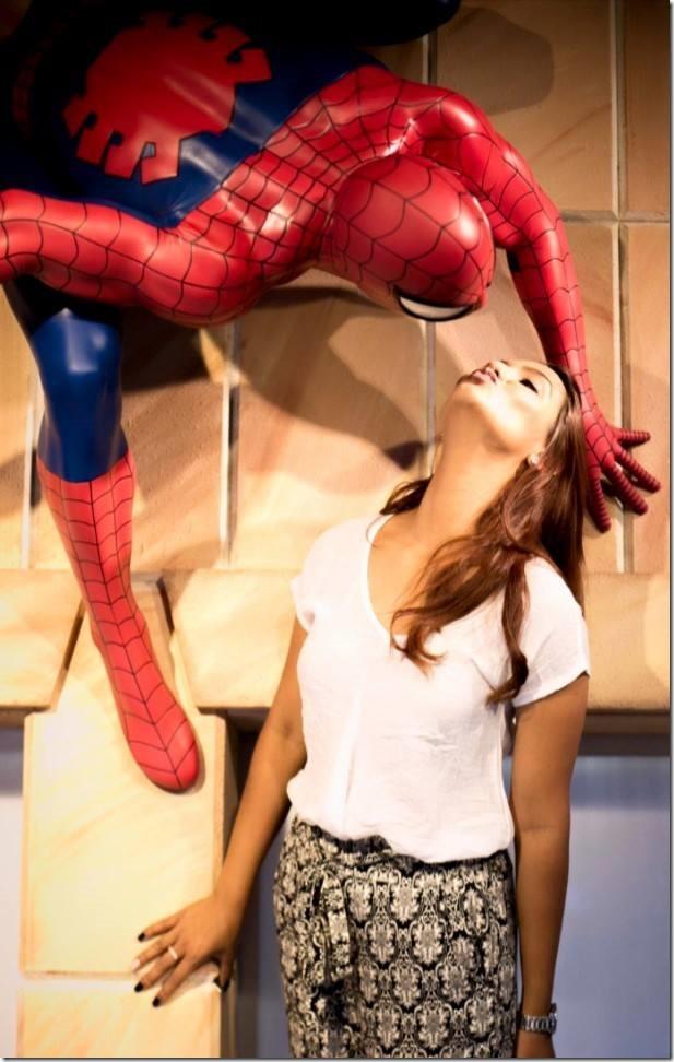 Priyanka Karki in Madame Tussauds Sydney Australia (2)