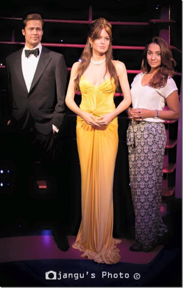 Priyanka Karki in Madame Tussauds Sydney Australia (4)