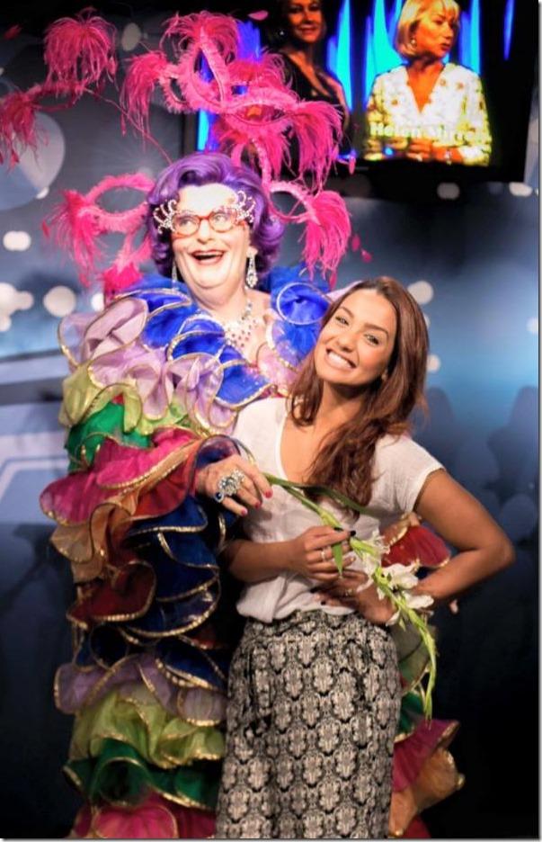 Priyanka Karki in Madame Tussauds Sydney Australia (5)