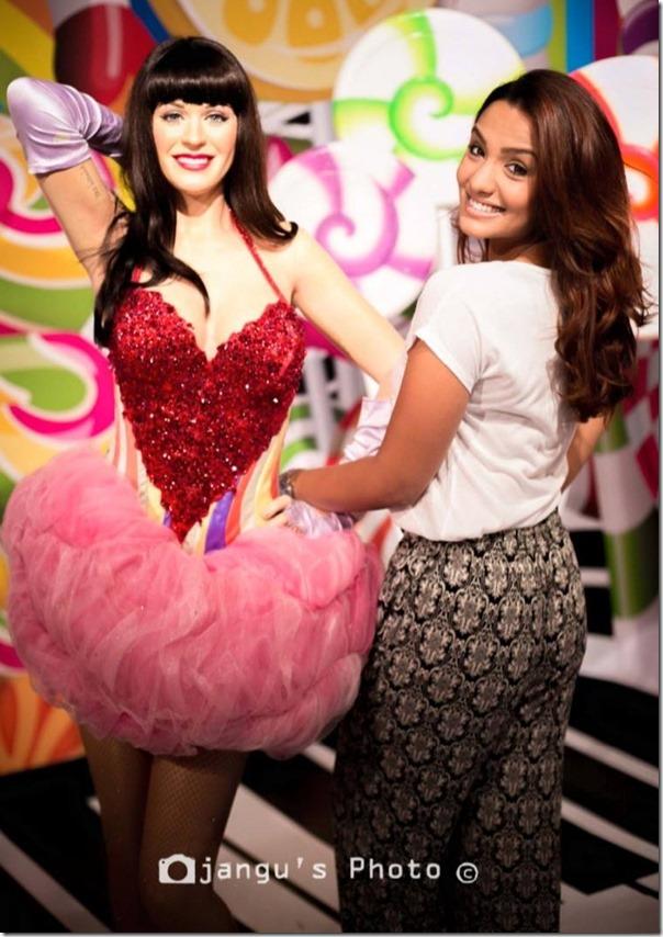 Priyanka Karki in Madame Tussauds Sydney Australia (8)
