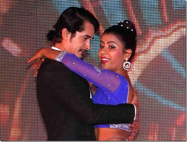 ashisma and gaurav dance
