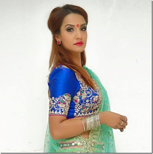priyanka Karki in lehanga (1)