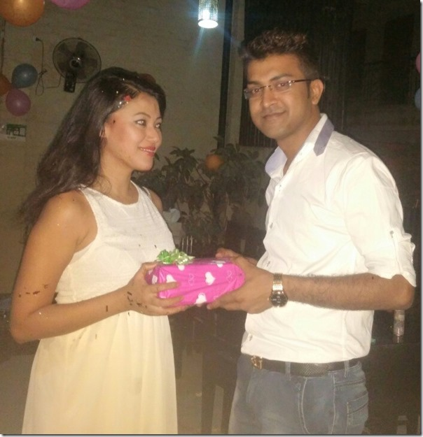 Harshika Shrestha birthday celebration5