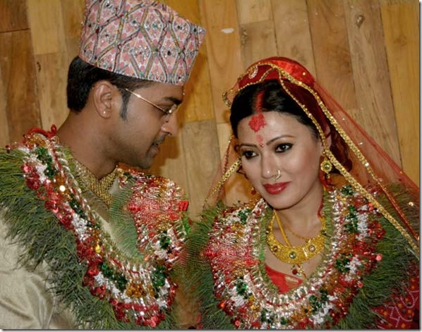 Harshika marriage