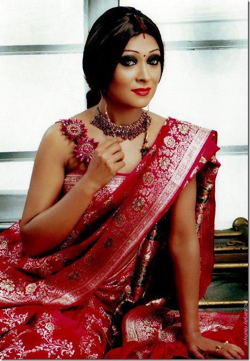 kshitiza shakya saree