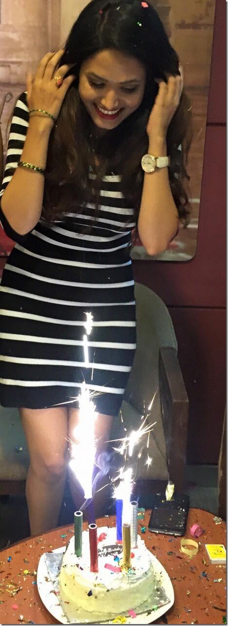 Indira Joshi birthday 20157