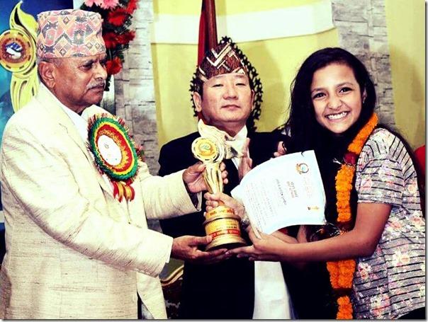sangam bista national award