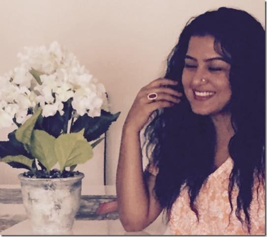 rekha thapa smile 2