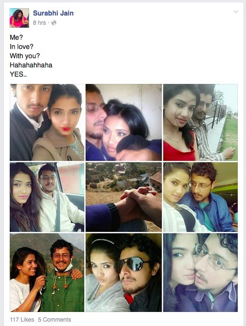 surabhi jain affair with subash karki