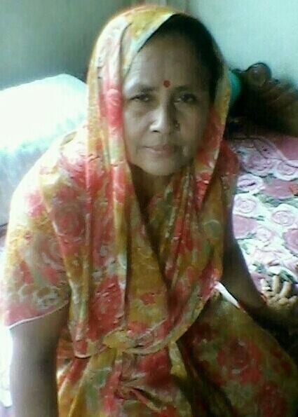jiya kc mother