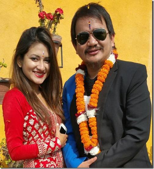 Ashma DC with takme budho