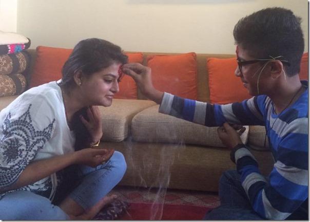 shilpa pokharel and sabasta upreti rauniar 2015