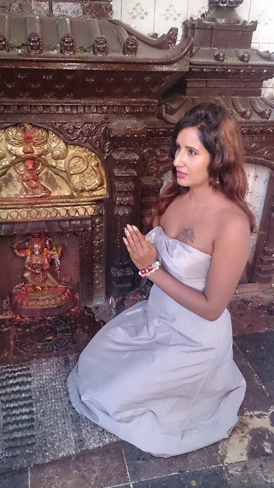 suvekshya thapa worship
