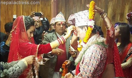 nischal basnet and swastima khadka marriage feb 17