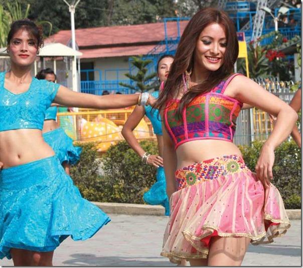 adhakatti dance namrata shrestha
