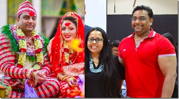 nadeem sarwar yasmin sarwer and simpal khanal