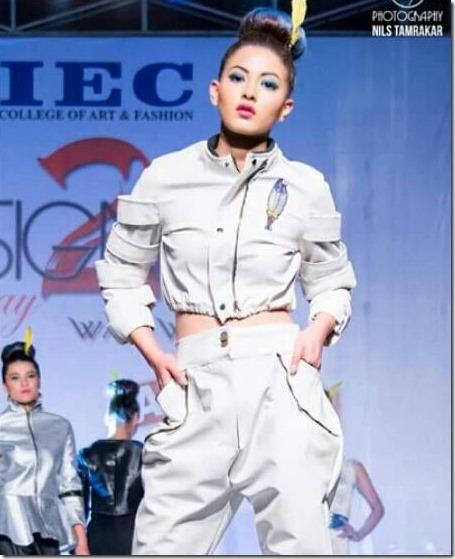 samragyee rl shah fashion show