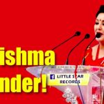 karishma manandhar blunder in Naya Shakti program