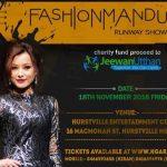 fashionmandu runway show 2016 namrata